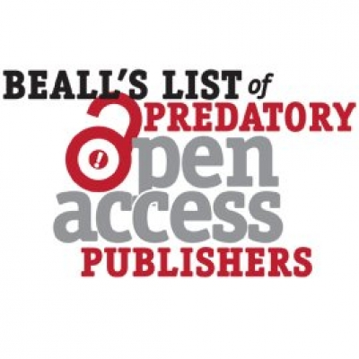 Predatory open access publishing