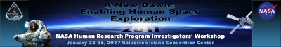 2017 Human Research Program Investigators' Workshop