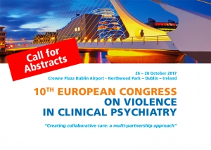 10th European Congress on Violence in Clinical Psychiatry