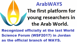 Arab-WAYS an official branch of The World Association of Young Scientists