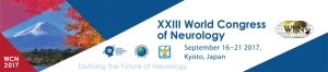 XXIII World Congress of Neurology  WCN 2017