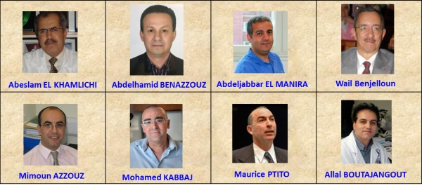 Eminent Moroccans Researchers and Professors in Neurosciences