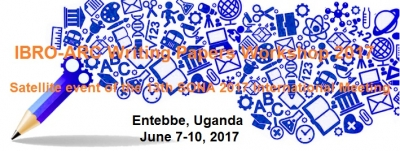 IBRO-ARC Writing Papers Workshop 2017 Entebbe, Uganda