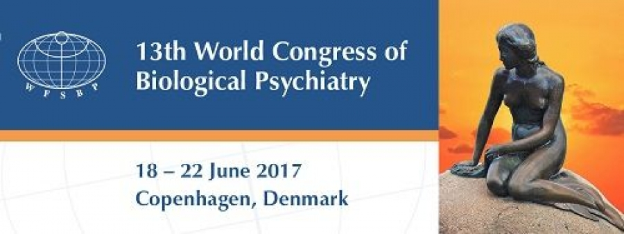 "Vaizdo rezultatas pagal užklausą ""13th World Congress of Biological Psychiatry"""