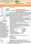 1st International Materials Science and Engineering for Green Energy Conference Ifran, Morocco