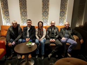 ArabWAYS Board Meeting in Rabat 20 december 2017