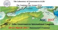 1st Atlas Georesources International Congress Hammamet, Tunisia