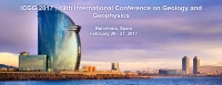 ICGG 2017: 19th International Conference on Geology and Geophysics
