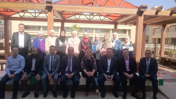 MEDRC Water Research Alumni Event in Irbid, Jordan