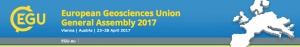 European Geosciences Union (EGU) General Assembly 2017 Vienna, Austria